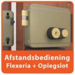Afstandsbediening Flexeria met Oplegslot