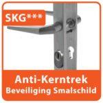 Anti Kerntrek Beveiliging Smalschild SKG