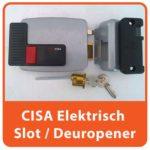 CISA Elektrisch Oplegslot Deuropener