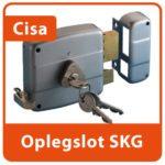 Cisa Oplegslot Opbouwslot SKG Slotenmaker Den Haag