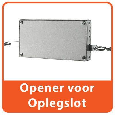 Elektrische Automatische Opener Oplegslot
