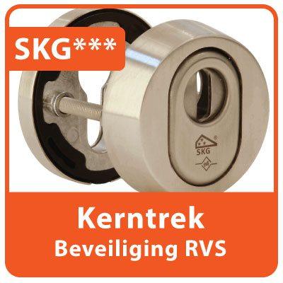 Kerntrek Beveiliging RVS SKG