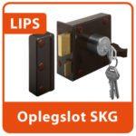 LIPS Oplegslot Opbouwslot SKG Slotenmaker Den Haag