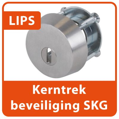LIPS anti-kerntrekbeveiliging SKG Slotenmaker Den Haag