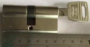 Nemef Profiel cilinder 30:30 Slotenmaker Den Haag