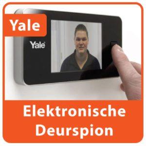 Yale Elektronische Deurspion