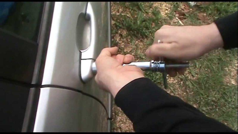 Kerntrekken Cilinder Auto Slotenmaker Den Haag